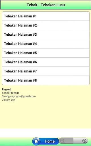 免費下載娛樂APP|Tebak - Tebakan Lucu app開箱文|APP開箱王
