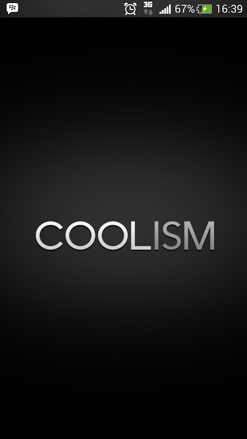 COOLISM- screenshot