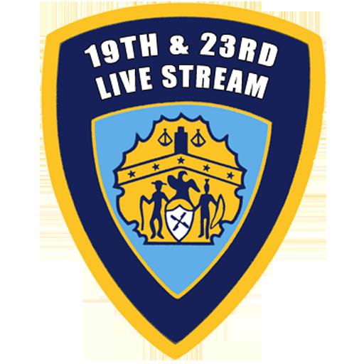 NYPD 19th & 23rd Dispatch LOGO-APP點子