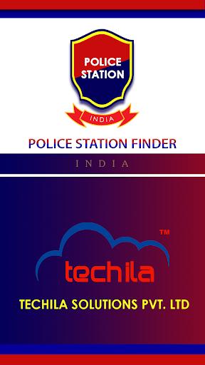 Police Station Finder