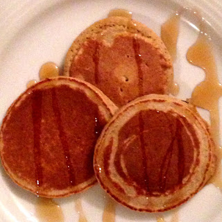 Skinny Pancakes.