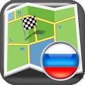 Russia Offline Navigation icon