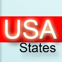 USA States Audio icon