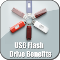 USB Flash Drive Benefits
