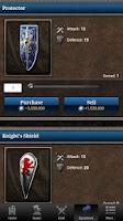 Screenshot of Knight Game