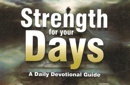 Strength for Your Days
