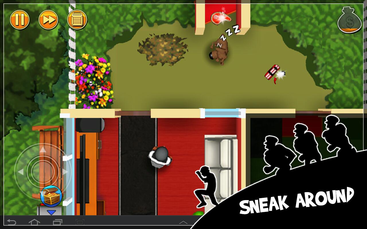 Robbery Bob Free AJA screenshot #16