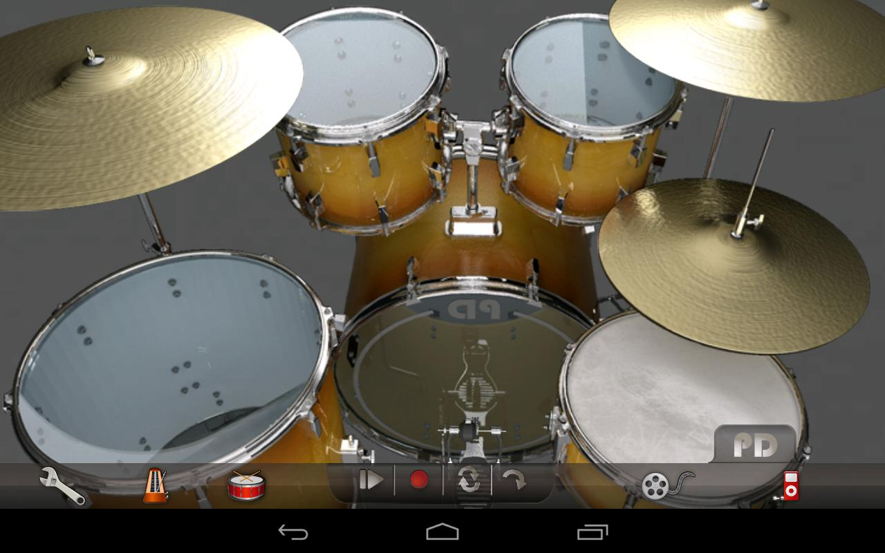Pocket Drums - screenshot