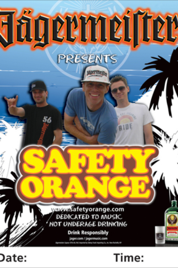 Safety Orange - screenshot