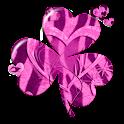 GO Launcher Zebra Heart Buy