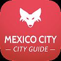 Mexico City Premium Guide icon