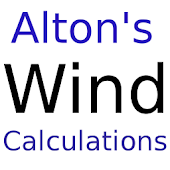 Alton's Wind Calculations