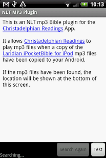 NLT MP3 Plugin - screenshot thumbnail