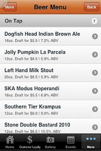 Kinderhook Tap - screenshot thumbnail