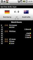 Screenshot of Soccer Live Score 2 (Football)