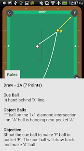 Pool Trick Shot Diagrams- screenshot thumbnail