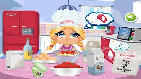 Tadya Strawberry Cake 1.0 screenshot 1330122