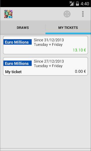 Result For Euromillions Lotto By Maxmalo Google Play United States