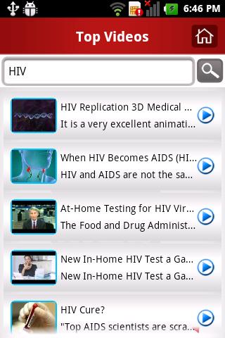 HIV ATLAS- screenshot