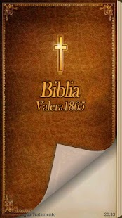 Biblia Reina Valera 1865