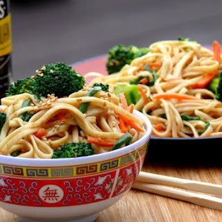 Szechuan Noodle Salad.