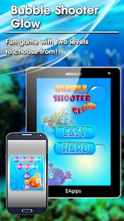 Bubble Shooter Glow - screenshot thumbnail