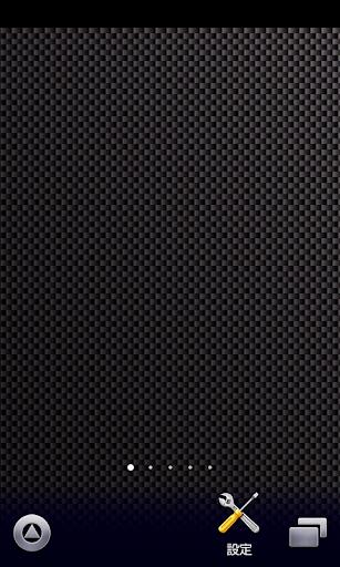 ブラックカーボン柄壁紙