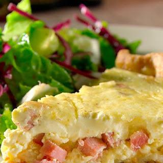 Ham Quiche