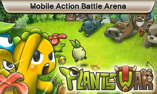 Plants War - screenshot thumbnail