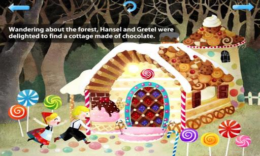 【免費教育App】Abs - Hansel and Gretel-APP點子