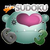 Mini Sudoku ミニ・ナンプレ
