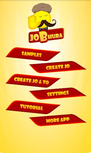Jo Bhura Pro