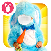 Baby Easter Photo Montage