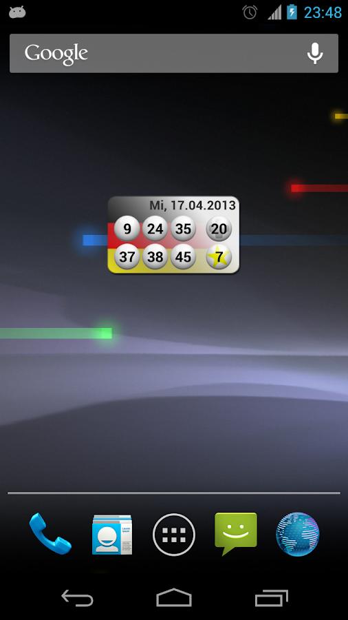 Lotto Statistik Deutschland- screenshot