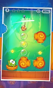 Cut the Rope: Experiments Screenshot 1
