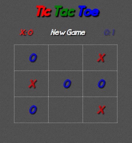 【免費棋類遊戲App】Tic Tac Toe Noughts & Crosses-APP點子