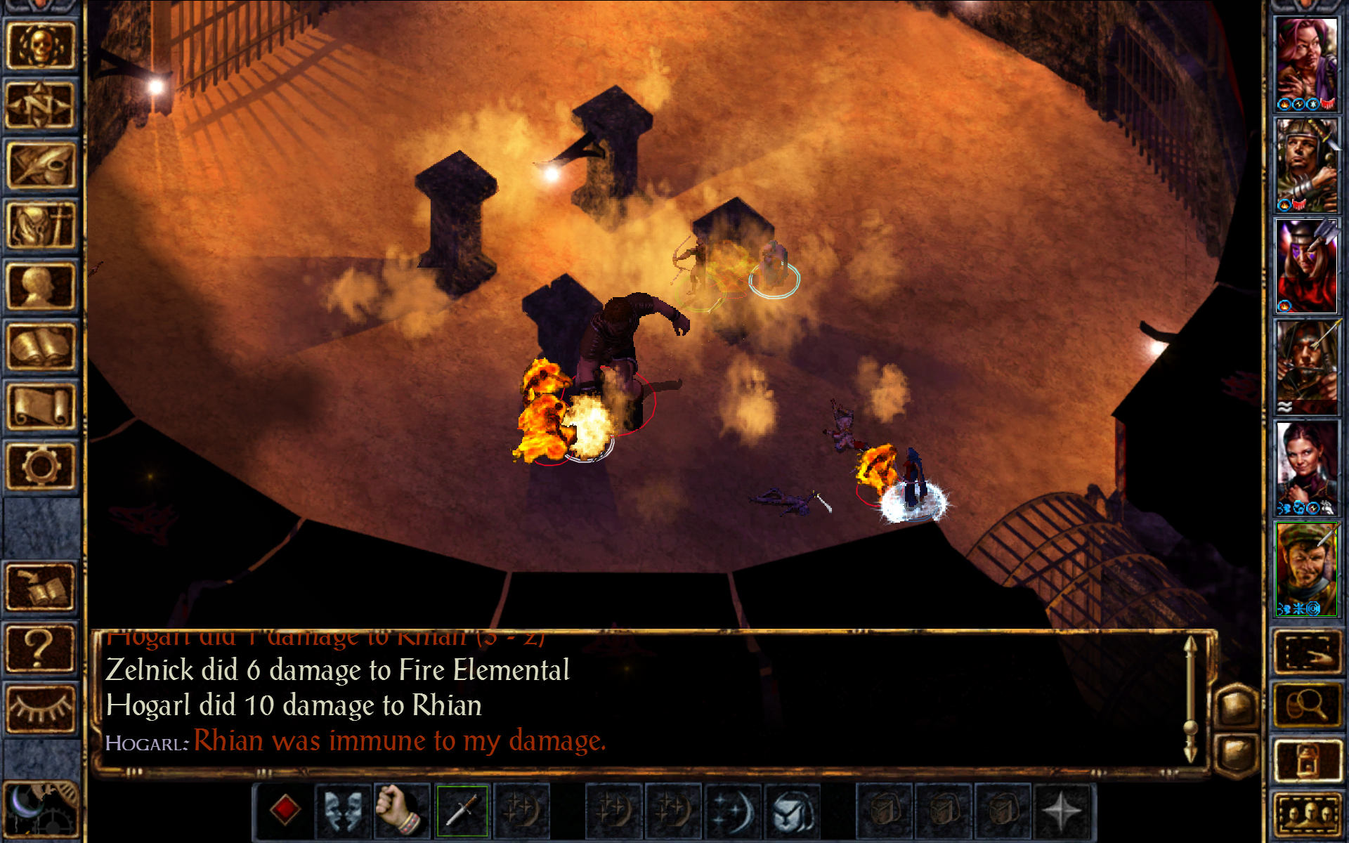 Baldur's Gate Enhanced Edition screenshot #19