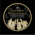Logo of Les Trois Mousquetaires Grand Cuvee Barleywine Americain