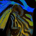 Zebra Leg LWP icon