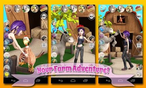 Talking Princess: Farm Deluxe v1.7
