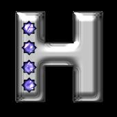 Bling-bling H-monogram