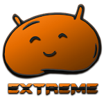 JB Extreme Launch Theme Orange v2.6