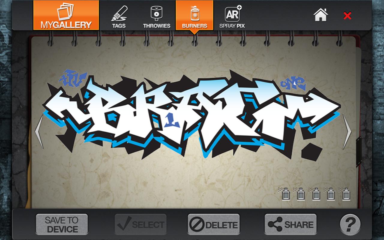 Graffiti creator online android - Graffiti Collective Screenshot