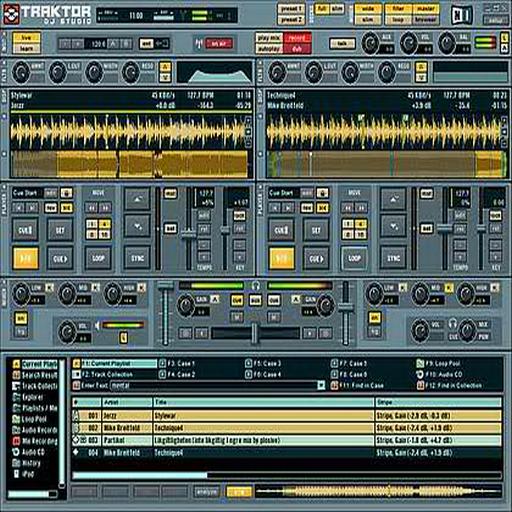 DJ Mixing Software
