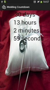 Wedding Countdown- screenshot thumbnail