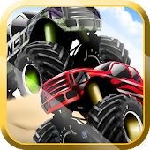 Offroad Monster Truck Run Jam