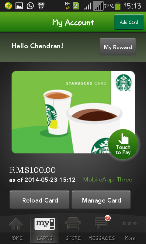 Starbucks Malaysia Android Apps On Google Play