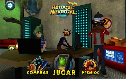 Level Up: Héroes de Neverfail - screenshot thumbnail