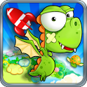 Dino Fly FREE icon