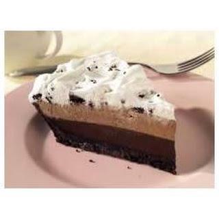 OREO® Triple Layer Chocolate Pie.